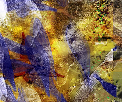 Smooch Digital Art - Leave Me Behind by Monroe Snook