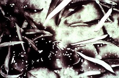 Leaves Art Print by Karissa Bishop