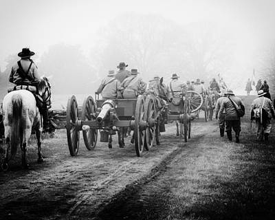 Photograph - Leaving Appomattox by Alan Raasch