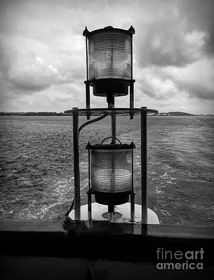 Photograph - Leaving Bermuda  by Luther Fine Art