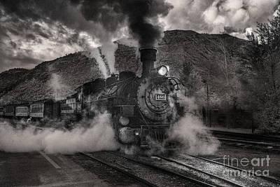 Leaving Durango For Silverton Original