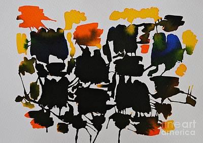 Leaving Marks Original by Chani Demuijlder