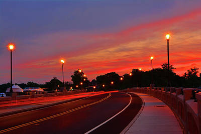 Photograph - Leaving Red Bank by Raymond Salani III