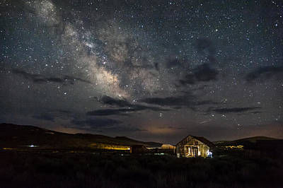 Bodie Photograph - Leaving The Light On by Cat Connor