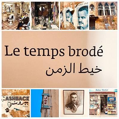 Photograph - Lebanon Time by Funkpix Photo Hunter