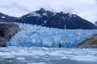 Photograph - Leconte Glacier by Louise Magno