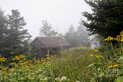 Photograph - Leconte Lodge 1 by Jemmy Archer