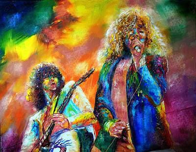 Led Zeppelin Original by Leland Castro