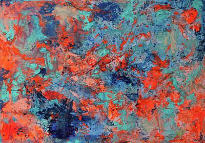 Leda Original by Pamela Rys