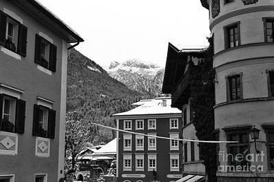 Photograph - Lederhosen In Berchtesgaden by John Rizzuto