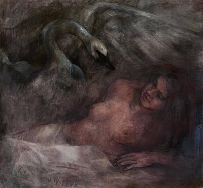 Ledra Art Print by Elisabeth Nussy Denzler von Botha