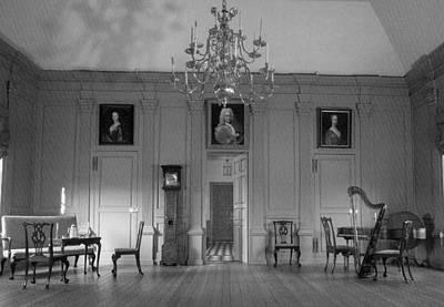 Stratford Photograph - Lee Ancestors Of Virginia by Peggy Leyva Conley