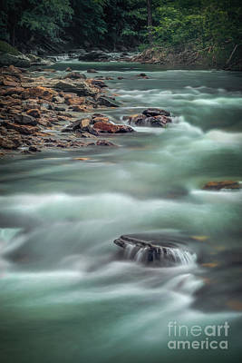 Photograph - Lee Creek by Larry McMahon