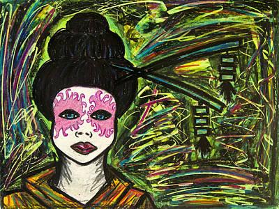 Painting - Lee-lui by Christine Regan Lake