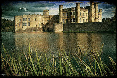 Photograph - Leeds Castle In Kent by Chris Lord