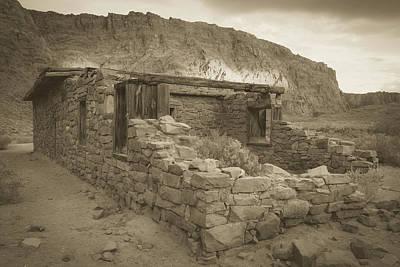 Photograph - Lees Fort by Teresa Wilson