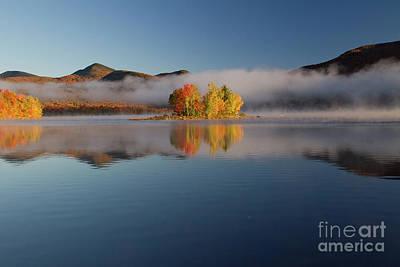 Photograph - Leffert's Pond 2, Chittenden Vt  by Butch Lombardi