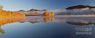 Photograph - Leffert's Pond, Chittenden Vt by Butch Lombardi