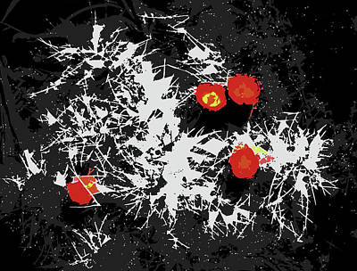 Digital Art - Left Behind by Aliceann Carlton