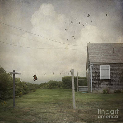 Massachusetts Photograph - Left Behind by Juli Scalzi