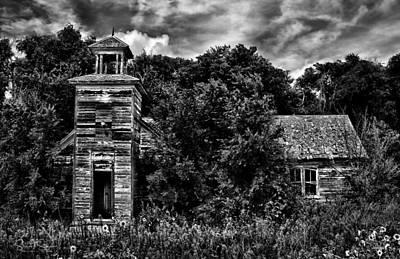 Photograph - Left Behind by Steve Sullivan