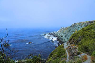 Photograph - Left Coast by Bob Johnson