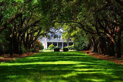 Photograph - Legare Waring House Charleston Sc by Susanne Van Hulst