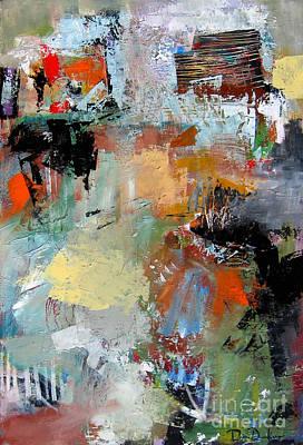 Painting - Legato by Diane Desrochers