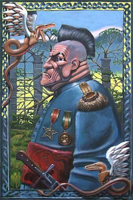 Painting - Legatvs Legionis by Mariusz Loszakiewicz
