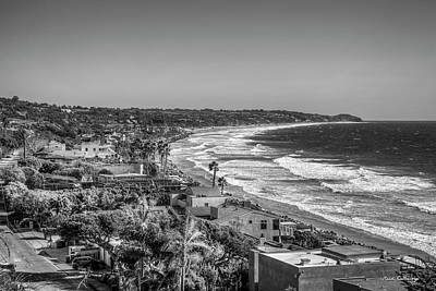Photograph - Malibu Beach Southern Shores Los Angeles California Art by Reid Callaway