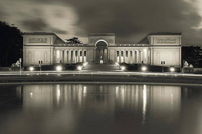 Photograph - Legion Of Honor 2 by Laura Macky