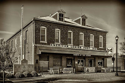 Photograph - Legion Post 313 St Peters Mo 7r2_dsc5750_03232017 by Greg Kluempers