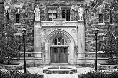 Photograph - Lehigh University Packard Lab by University Icons