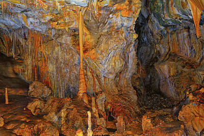 Photograph - Lehman Caves by Greg Norrell