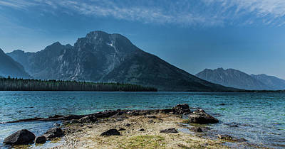 Photograph - Leigh Lake by Michael Balen