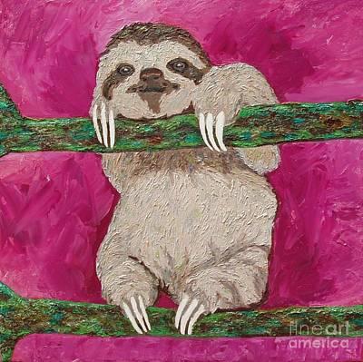 Leisurely Life  Art Print by Amy Pugh