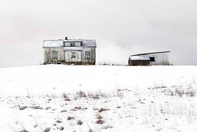 Photograph - Leknes, Lofoten 2 by Dubi Roman
