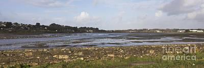 Photograph - Lelant Water Hayle Estuary by Terri Waters