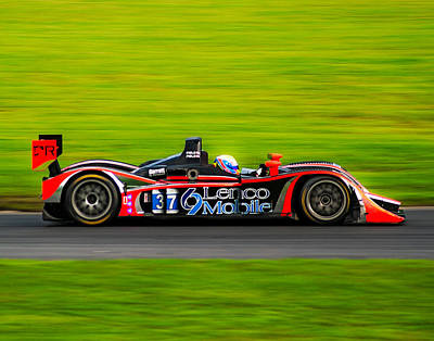 Open-wheel Photograph - Lemans 37 by Scott Wyatt