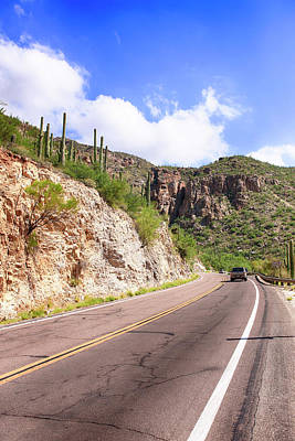 Photograph - Lemmon Hwy Az by Chris Smith
