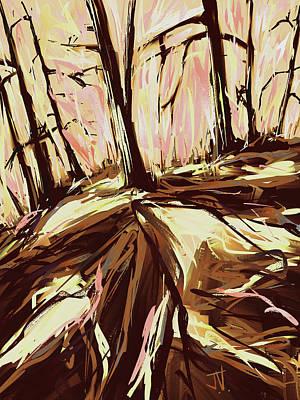 Digital Art - Lemoinescape by Jim Vance