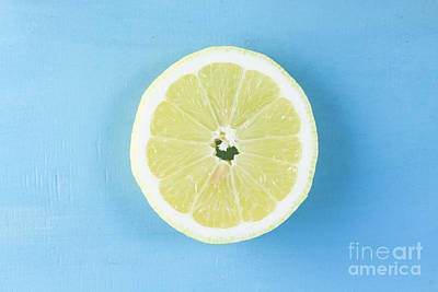 Photograph - Lemon by Anastasy Yarmolovich