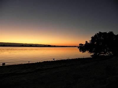 Sunset Photograph - Lemon Bay by Ric Schafer