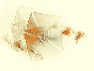 Digital Art - Lemon Breeze 4 by Nancy Pauling