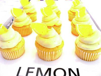 When Life Gives You Lemons Art Print by Beth Saffer