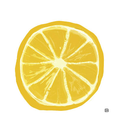 Painting - Lemon II by Lisa Weedn