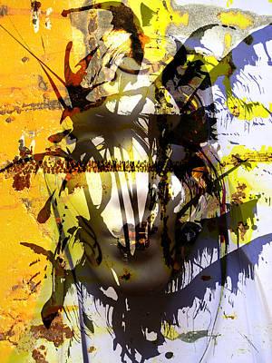 Lemon To Wounds  Art Print