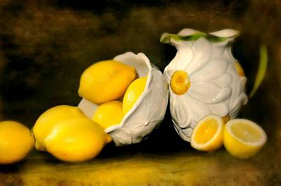 Photograph - Lemonade by Diana Angstadt