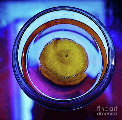 Photograph - Lemonade In Blue by Craig Wood