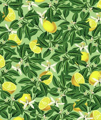 Lemonade V2 Art Print